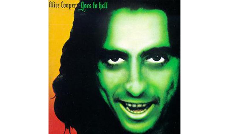 1976 Alice Cooper Goes To Hell