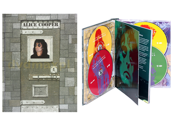1999 The Life And Crimes Of Alice Cooper